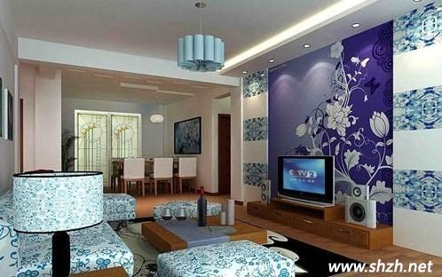 新中式现代设计风格,文艺白领的最爱_上海装潢网官网