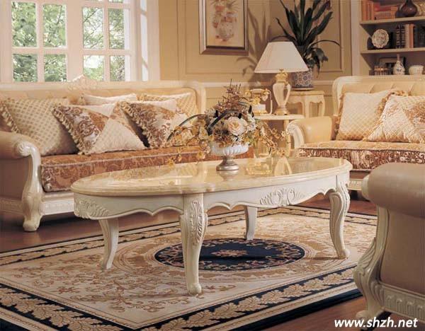 欧式巴洛克沙发