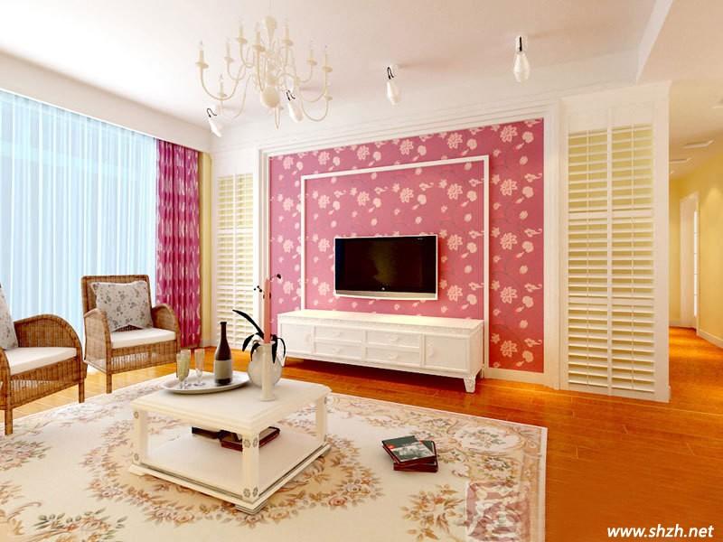 客厅装修水电地板砖不能省 射灯可舍弃