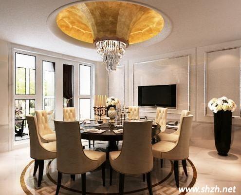 創意的別墅設計雅致主義裝修