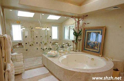 上海室内装修之卫浴设计风水学