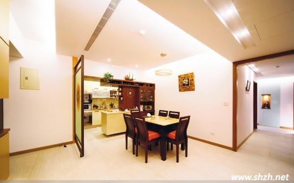 上海创新餐厅吧台设计