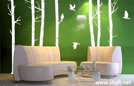 创意墙面装饰 多款背景墙设计_上海装潢网官网