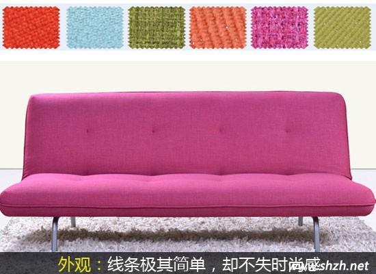备受小户型青睐的折叠沙发床