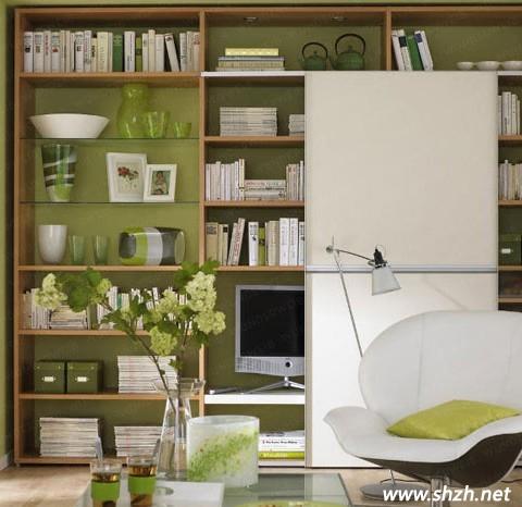 吕棕色清凉客厅装饰