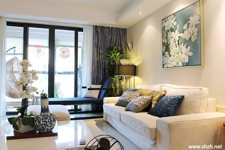 中式混搭美式家装 紧追混搭流行趋势