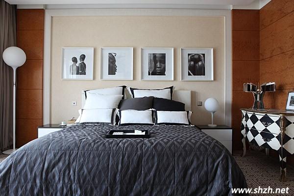 男生卧室 欧式贵族