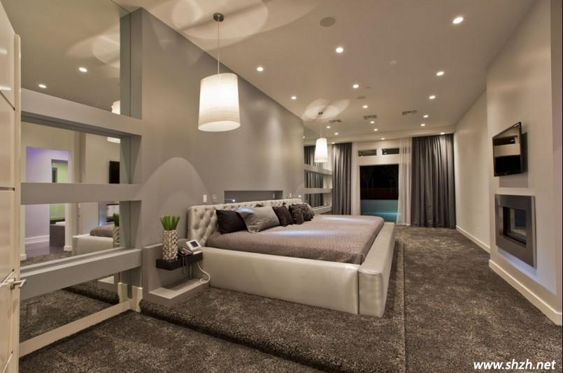 酒店式公寓卧室设计