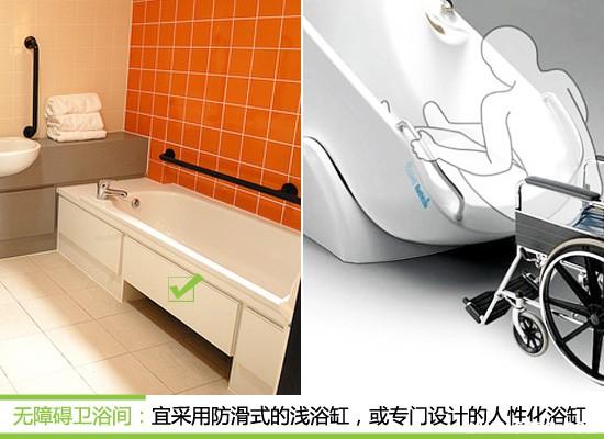 马桶与浴缸选择需谨慎