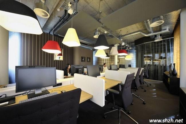 办公室设计前沿 工作性质决定办公室风格