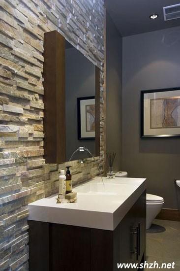 """5款小空间卫浴设计 让你的单身公寓""""亮""""起来"""