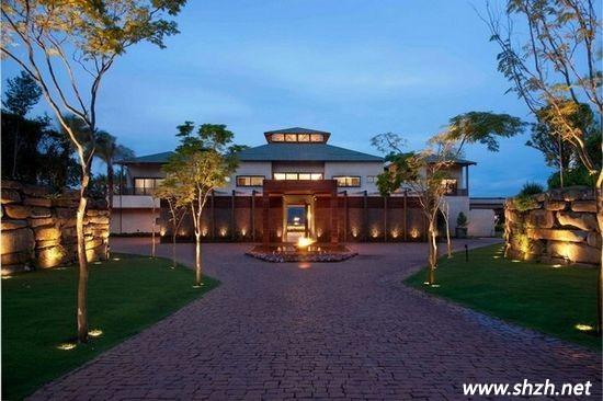 上海顶级别墅聚集地 海派别墅让你享受至尊生活
