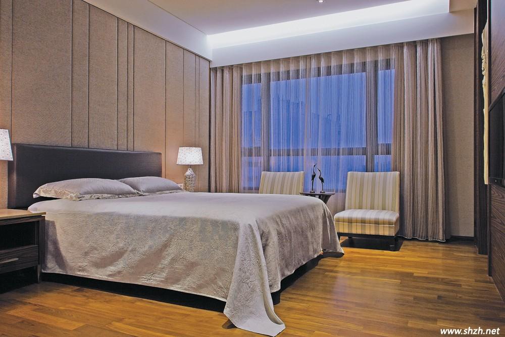 木装卧室手绘效果图