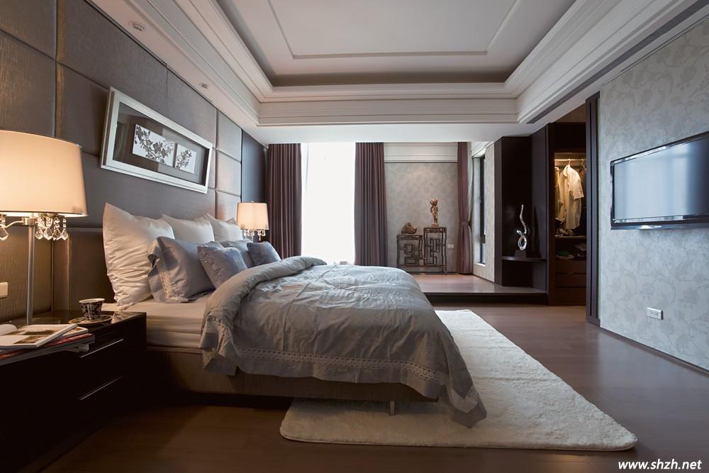 背景墙 房间 家居 起居室 设计 卧室 卧室装修 现代 装修 1000_667图片