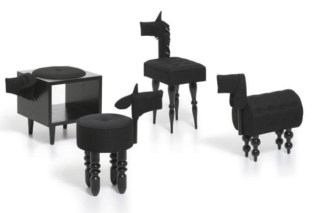 古怪潮流的儿童家具