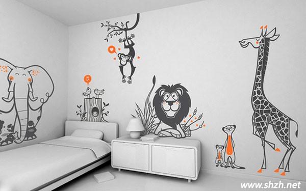 男儿童房设计效果图图片下载分享;