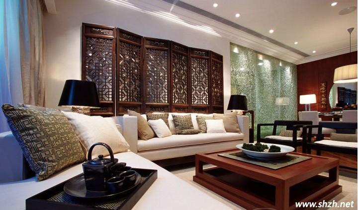客厅屏风风水 让居家既美观又健康