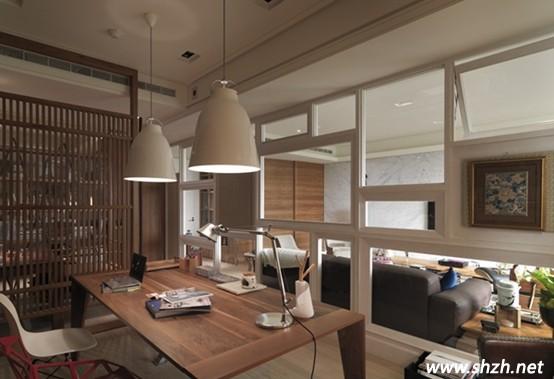 木质居家 中式门窗 现代简约