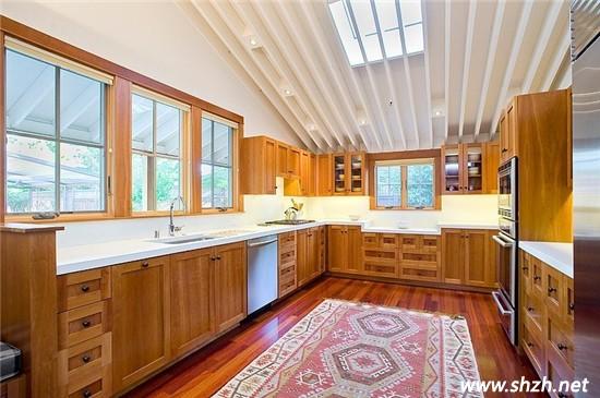 家居厨房木头牌匾